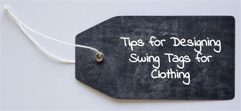kcdc section 8 how to make swing tags 28 images tag swing tags 183