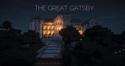 great gatsby mansion minecraft project gatsby s mansion the great gatsby minecraft project