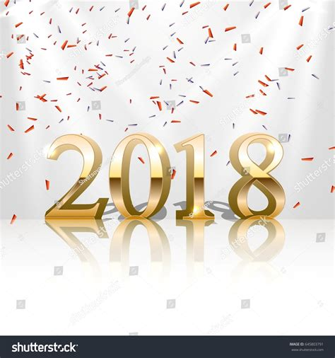 greenpeace 2018 international new years cards templates new years design template new year stock vector 645803791