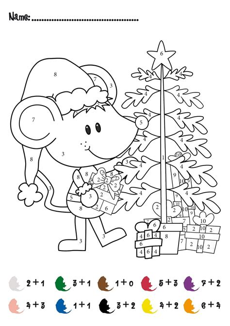 color by number worksheets free free color by numbers worksheets activity shelter