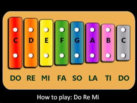 row row your boat do re mi learning game for kids little xylophone teach toddlers