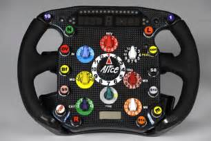 Steering Wheel F1 Car How To Read An F1 Steering Wheel Autoevolution