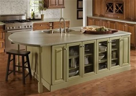 merillat kitchen islands kitchen peninsula stunning custom eatin table peninsula