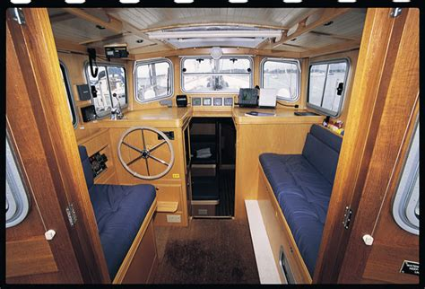 fisher  boat test classic boat magazine