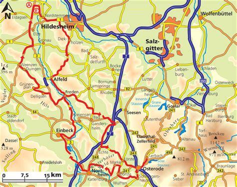 Motorradtouren Niedersachsen by Motorradtour Harz Leinebergland Motorrad Reisen