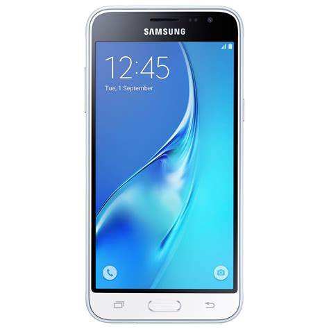 blanc mobili samsung galaxy j3 2016 blanc mobile smartphone samsung