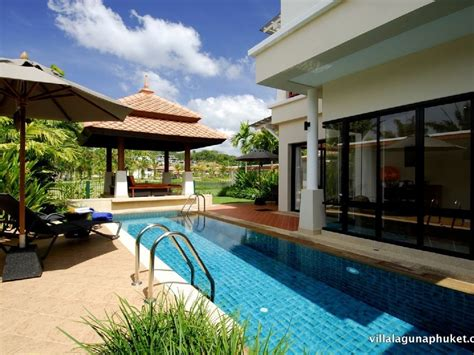 luxury 3 bedroom pool villa in 5 laguna phuket laguna