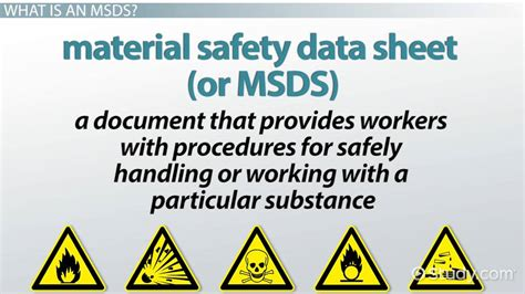 material safety data sheet template free exle material safety data sheet template free free