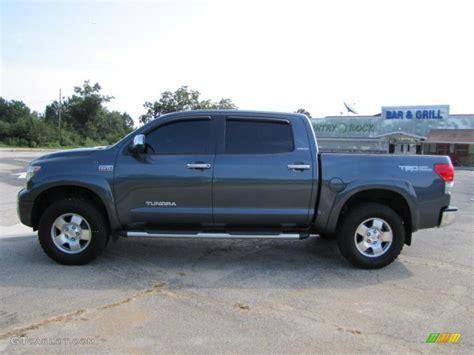 2007 Toyota Tundra Crewmax 2007 Slate Metallic Toyota Tundra Limited Crewmax