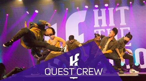 quest crew hit the floor gatineau htf2017 youtube