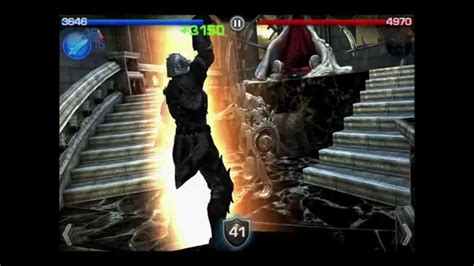 infinity blade gameplay infinity blade gameplay how to kill the god king in two
