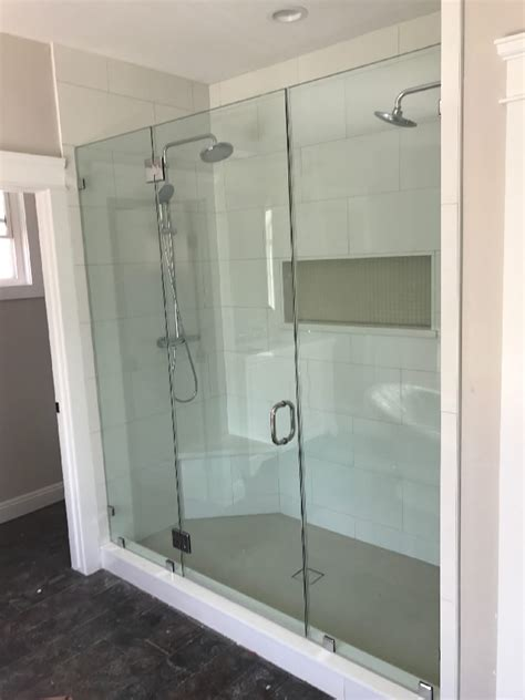 Shower Doors San Francisco San Diego Shower Enclosure Patriot Glass And Mirror San Diego Ca