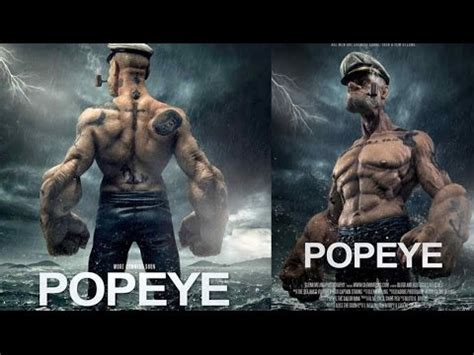 popeye movie popeye 2016 teaser trailer review youtube