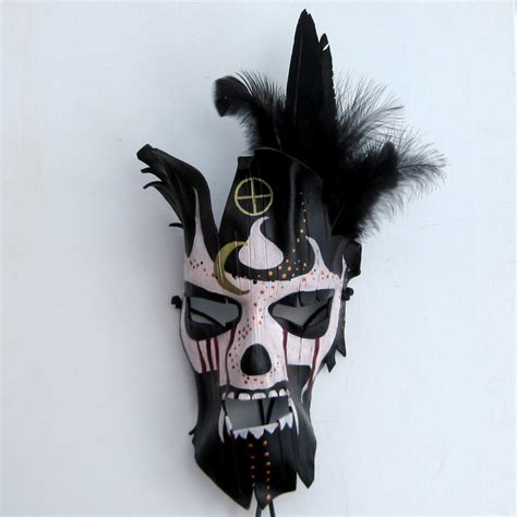 voodoo mask swamp pinterest