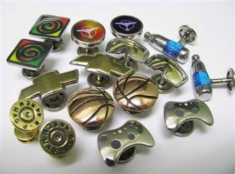 DIY Cufflink Craft Ideas for Father's Day DIY Projects