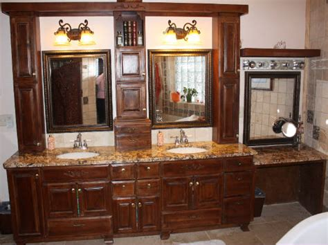 custom bathroom vanities ideas custom bathroom vanities top tips for womans bathroom