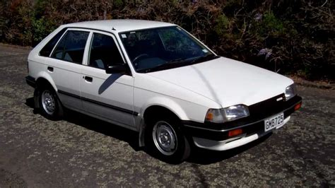 1987 mazda 323 hatchback image 71 1987 mazda familia 323 1 reserve cash4cars cash4cars sold youtube