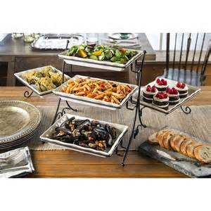 5 tier buffet server berkley 5 tier buffet server bj s wholesale club
