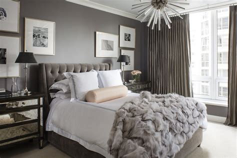 glamorous bedding decorating chicago the art of modern glamour the decorista