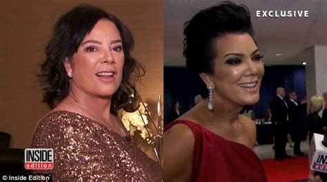 does kris jenner have a long neck for short hair kris jenner s younger sister has five hour facelift to