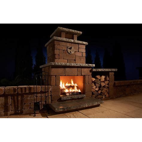 backyard fireplace kits fireplace kit 28 images gas fireplace surround kits