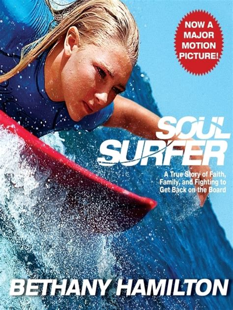 biography book on bethany hamilton soul surfer toronto public library overdrive
