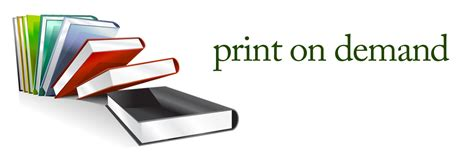 print on demand picture books print on demand publishing