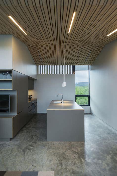 Small Vacation Homes by Modern Icelandic Turf Houses Pk Arkitektar Small House