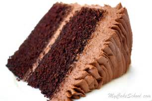 classic chocolate cake scratch recipe my cake school
