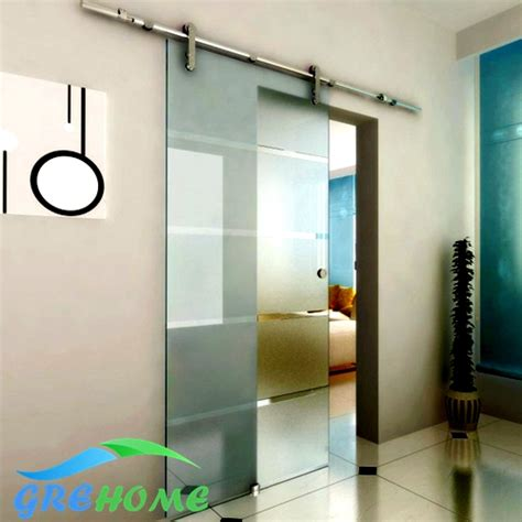 sliding glass doors reviews 6 6ft barn glass sliding doors hardware in doors from home