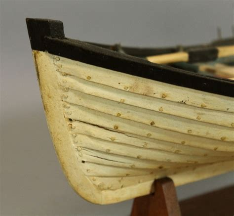 how long should boat oars be handmade painted mid 20thc shiplap boat model oars nr ebay
