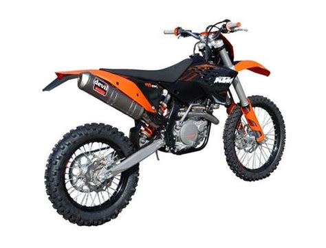 Ktm 530 Exhaust 6 Days Complete Exhaust System Ktm Exc 400 450 530