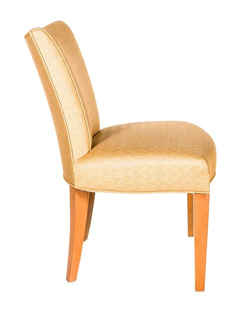 Donghia Dining Chairs Donghia Upholstered Dining Chairs Furniture Donnh20012 The Realreal