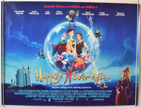 Vcd Original Happily Never After happily never after original cinema poster from pastposters posters and