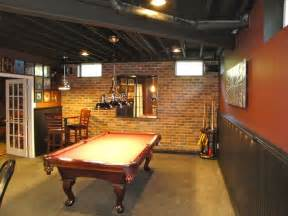 cave ideas for basement 63 finished basement quot cave quot designs awesome pictures