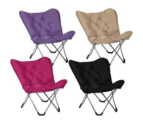Lounge Chairs For Dorms by Memory Foam Butterfly Chair Seating Lounge