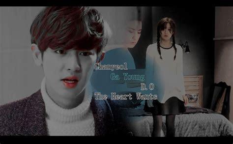akhir exo next door chanyeol vs d o siapa yang dipilih exo next door chanyeol ღ ga young ღ d o the heart