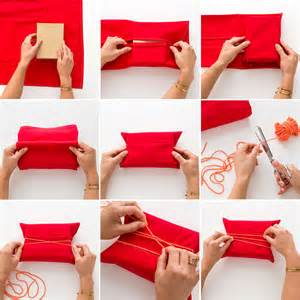 how to wrap a gift card present this might be the best two in one gift wrap hack