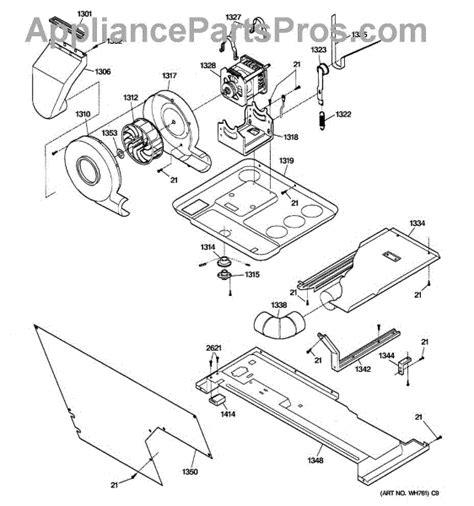 ge dryer parts diagram ge we12x90 belt dryer appliancepartspros