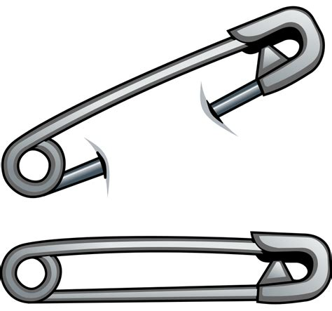 safety clip safety pin clipart clipart suggest