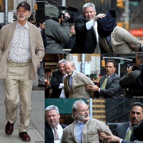 David Lettermans Kidnapper Escapes From by Bill Murray To Come To David Letterman