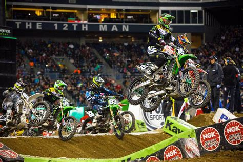 ama motocross classes motorcycle com 2014 ama supercross seattle results