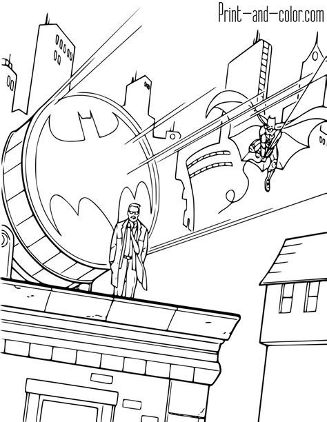 batman dark knight coloring pages to print batman coloring pages print and color com