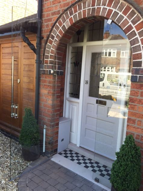 glass porch doors in leicester a case study fgc