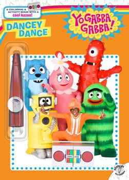 miss dancey ballet basics coloring book books yo gabba gabba books by cordelia tina gallo and