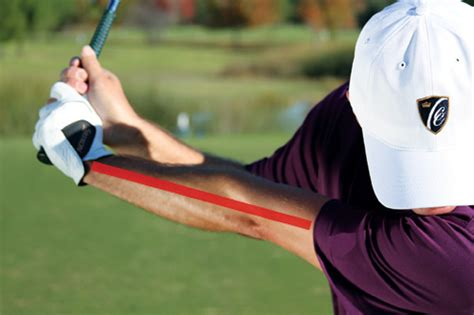 left arm straight golf swing 6 biggest golf myths busted