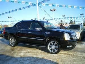 2007 Cadillac Escalade Ext 2007 Cadillac Escalade Ext Pictures Cargurus