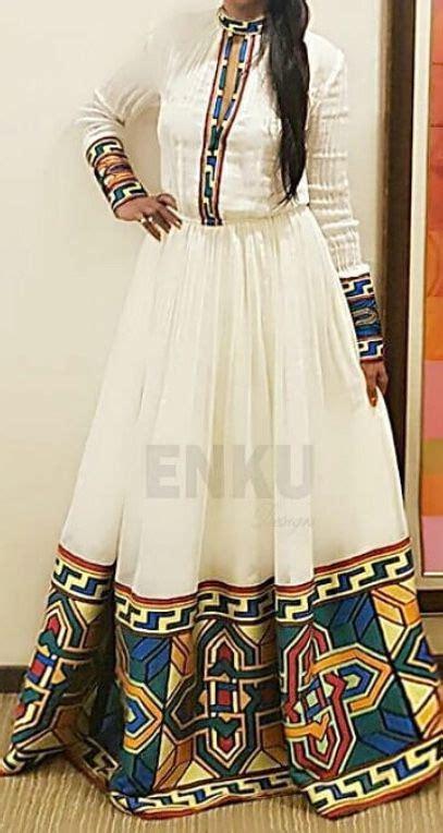 enku design ethiopian clothing ethiopian dress