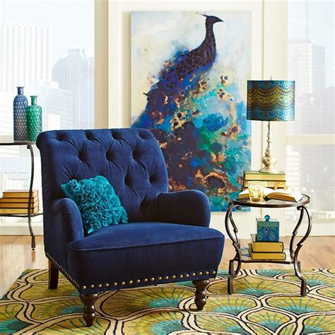 peacock blue home decor pier one peacock decor home decor pinterest peacock