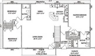 Open Floor Plans For Ranch Homes Mankato Ii By Wardcraft Homes Ranch Floorplan
